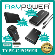 [SG Stock = Fast Delivery] Type-C Power Banks and Cables