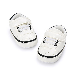 17 Small white shoes white baby shoes soft soles Toddler Shoes Sports Section Hundred