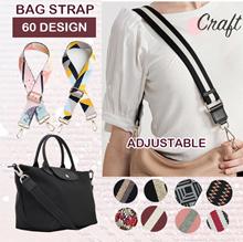 💖Japan Designer Bag Straps [ Multi-Style]  Adjustable shoulder strap ⭐60 Design ⭐