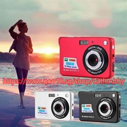 2.7 Inch TFT LCD Display 18MP 720P 8x Zoom HD Digital Camera Anti-Shake Camcorder Video CMOS Micro