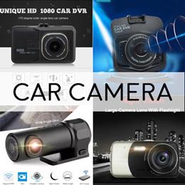 Car Camera DVR WIFI Video Recorder Dash Cam full hd 1080P Night Vision G-sensor Digital Camcorder