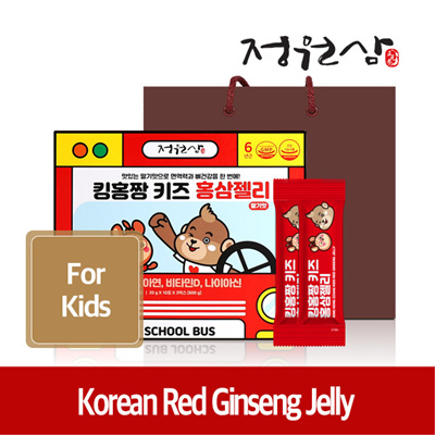 (1+1)Ginseng Jelly For Kids 20g*30pouches