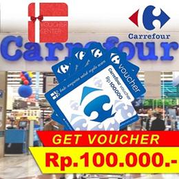 Voucher Carrefour Rp.1.200.000