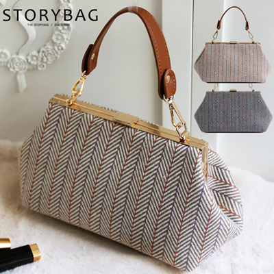 38b9a2a5f5 Herringbone ☆ Free shipping ☆ Popular bags posted in magazines · Bags  celebrities favorite feature ·
