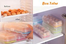 kotak telur isi 10 sekat egg box storage  egg boxes egg content of 10 bulkhead storage box HOU SJA3287634283 sj0048 K001
