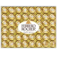 United States Ferrero Rocher 48 pieces high-capacity hazelnut chocolate / pepperoday present / SAT gift