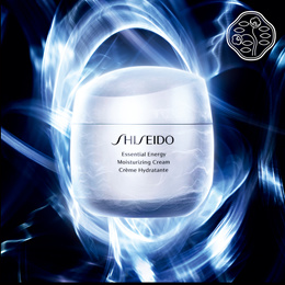 New Launch - Shiseido Essential Energy - For when your moisturiser stops working