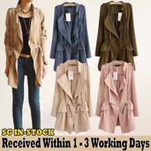 3 Designs 10  Colors Woman Spring Autumn Jacket Cardigan  Blazer Windbreaker