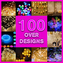 ★Local Seller with Store★ LED Fairy Lights - 100 Over Models to Choose From!