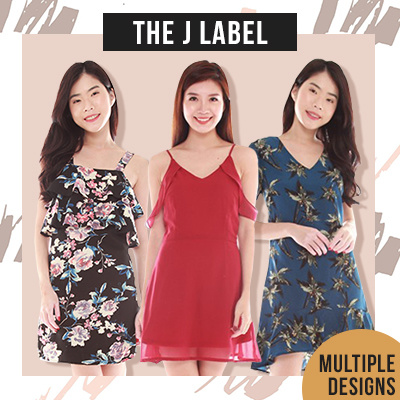 *THE J LABEL* CLEARANCE SALES Deals for only S$39.9 instead of S$0