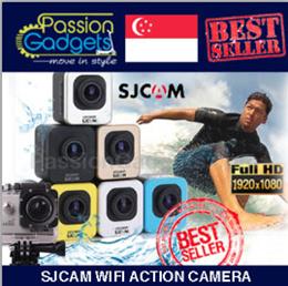 [SG Local SELLER]★VERIFIED AUTHENTIC!★New SJCAM SJ5000 Mini M10 Wifi Full HD Action Camera★SJ4000★