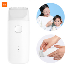 XIAOMI MITU Baby Hair Clipper IPX7 Waterproof Electric Hair Clipper Trimmer Silent Motor