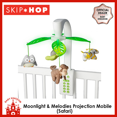 Skip Hop Safari Projection Mobile
