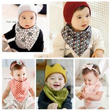 momscare moms care bib baby accessory premium / feeding accessories/triangle bib/organic cotton bib