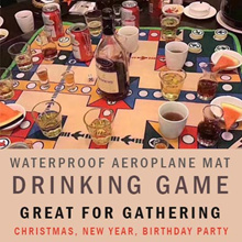 SALES! Childhood Game | Drinking Game Great For Family Gathering Christmas New Year Birthday Party