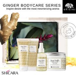 Origins Ginger Body Series
