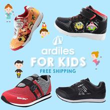 [Ardiles] CRAZY DEALS - Kids Collection Shoes