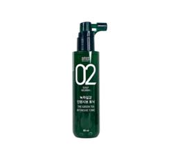 AMOS Scalp 02 Feel the GREEN TEA Enhancing Tonic 80ml [Made in Korea] Hair