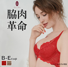 Mode Marie Peony Lace Demi Bra (Sizes B-E)(A57R682030)