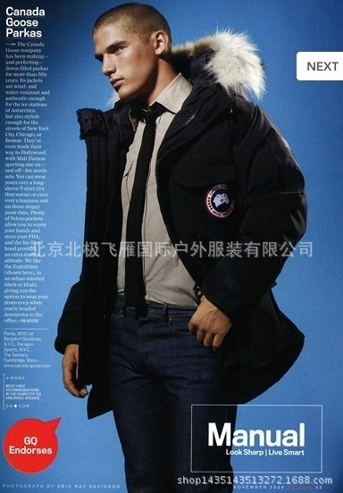 b614dfc246d9 Qoo10 - Canadian goose Canada outdoor warm and cold -30   Women s ...