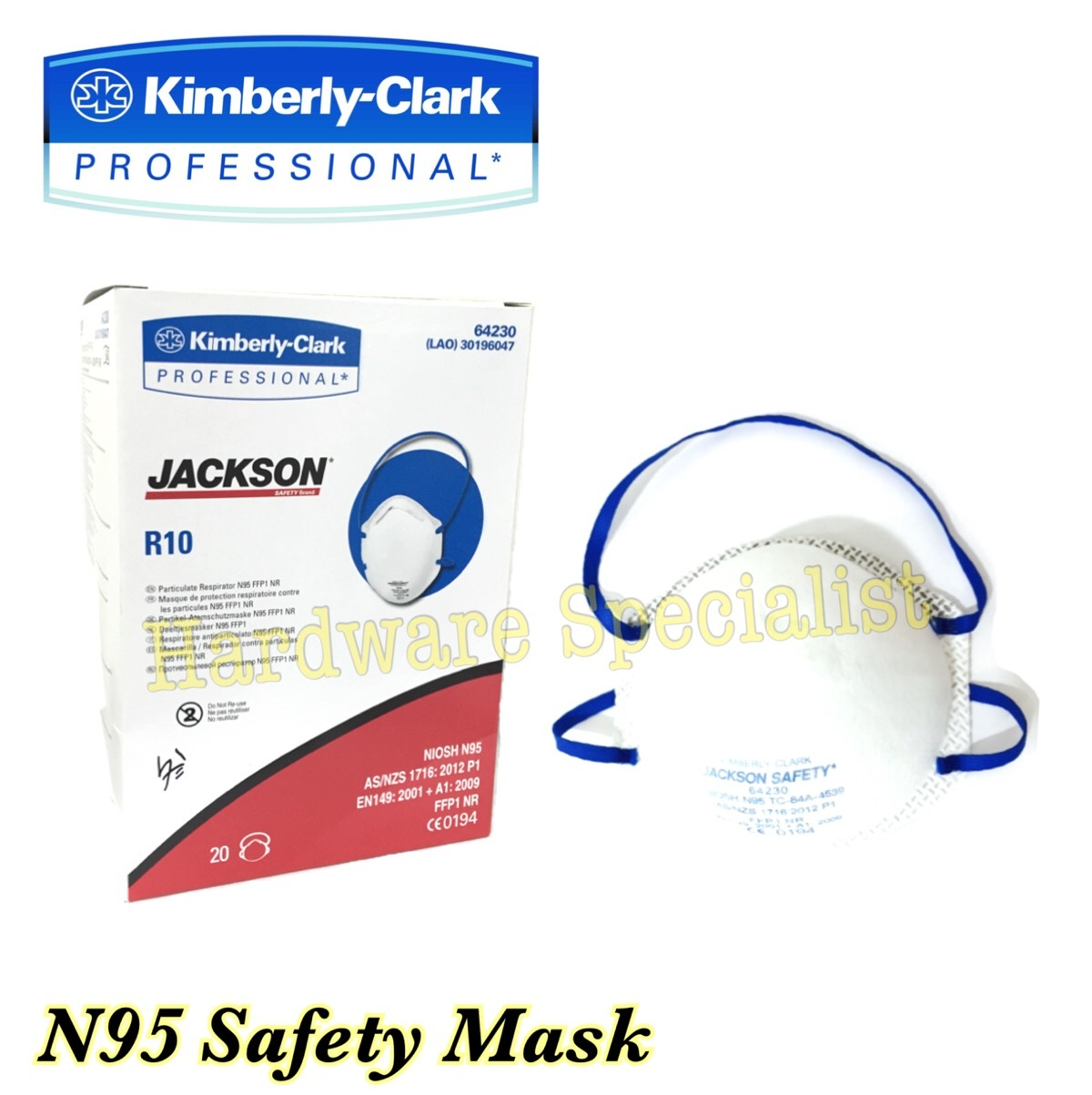 n95 mask kimberly clark