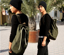 Korean Fashion BackPack With Rope New Arrival