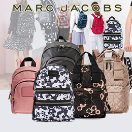 Limited Offer!Marc Jacobs Mini Large Backpack/Official Genuine Products Shipped from USA