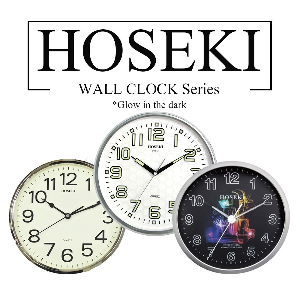 Qoo10 hoseki wall clock series furniture deco show all item images amipublicfo Images