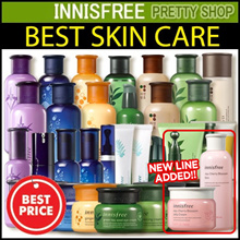 Cherry Blossom Added! ★INNISFREE★ Best Skin Care Collection / Green Tea / Orchid / Volcanic/Ginger H