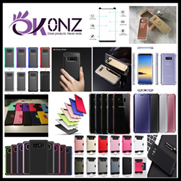 ★New Year Sale★Fits Perfectly★Free Delivery★The Best Samsung Note8/S8/S8 Plus Cases/ Cables / Glass