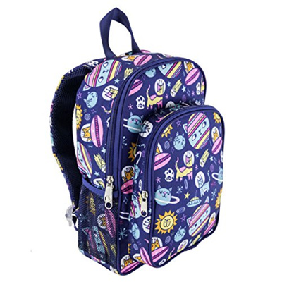 2ee267d77692 Qoo10 - LONE CONE Kids Canvas Preschool Backpack   Kids Fashion
