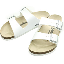 [51731]BIRKENSTOCK ARIZONA WHITE