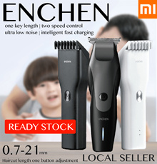 Ready Stock 2500+ GOOD REVIEW Xiaomi USB Hair Trimmer Rechargeable Hair Shaver