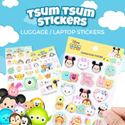 ★ Tsum Tsum ★ Character ★ Cartoon ★ LARGE ★ Luggage ★ Laptop Stickers ★