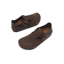 [OFFICIAL KOREA AK PLAZA][birkenstock] London Brown Men Regular RFSO9E609W3