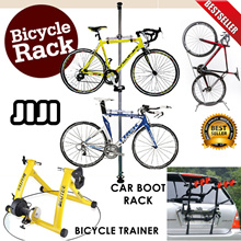 ★Bicycle Rack★ Bicycle Trainer★ Dual Bicycle Space ★ Car Boot Mount Rack* Bike