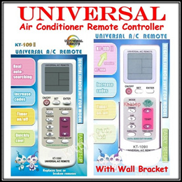 ★ Universal Air Con Remote Controller ★ K-1028E ★ KT-109 II ★