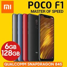 Xiaomi Redmi Pocophone F1 128GB + 6 GB Ram / 1 Year Xiaomi Warranty