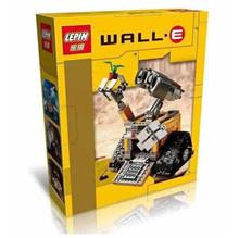 레핀 lepin 16003 월이 WALL-E 아이디어