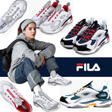 [FILA] 2018 Brand New Item/ Boveasorus 99/ Running Shoes/ 100% Authentic/ Made in Korea
