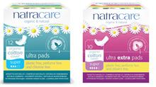 natracare organic natural pad