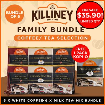 Bundle of 6 - Premium Coffee / Tea Selections