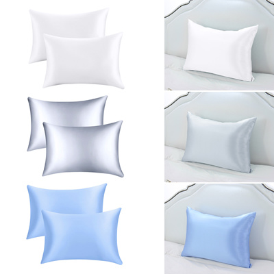 Fade Stain Resistant Sage Standard 20 x 26 uxcell 2 Packs Pillow Cases Double Brushed Microfiber Pillowcases Envelope Closure Wrinkle