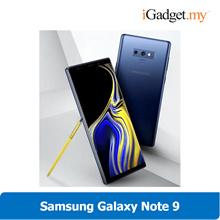 Samsung Galaxy Note 9 6GB RAM/ 128GB ROM ( Samsung Malaysia Warranty)