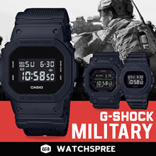 *APPLY 25% OFF COUPONS* G-SHOCK MILITARY SERIES. Black Out Condura Series. Free Shipping!