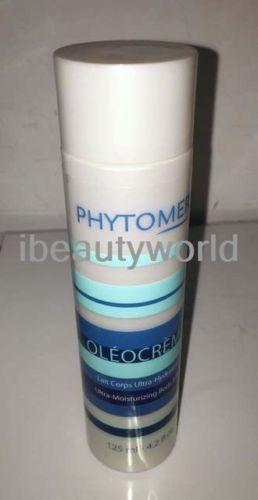 Phytomer Ultra Moisturizing Body Milk 125ml x 5pcs = 625ml #tw