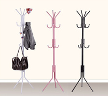 (FREE SHIPPING TO West Malaysia)  Multifunctional Clothes and Handbag Hanger Stand