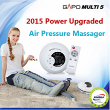 2015 Power Upgraded Gapo Multi 5 Air Pressure Massager NEW