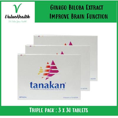 Tanakan 40mg - Ginkgo Biloba Extract