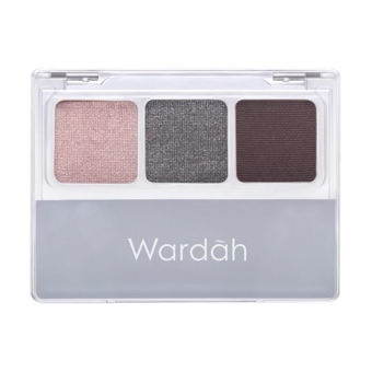 WARDAH NUDE Colours Eyeshadow - Passionate